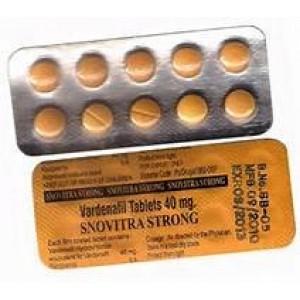 Generic Levitra (Vardenafil) 40 mg