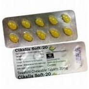 Generic Cialis Soft (Tadalafil Soft) 20 mg